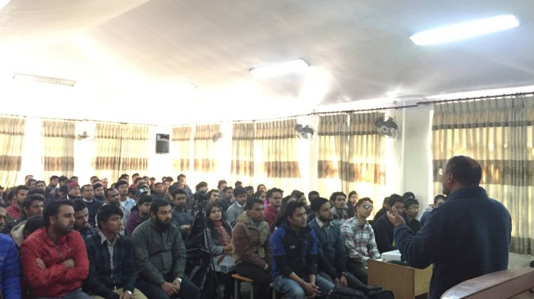 AI-Saturdays, an event on Artificial Intelligence in Nepal