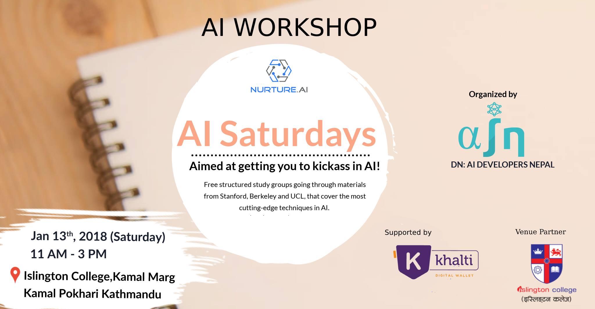 AI-workshop-saturdays