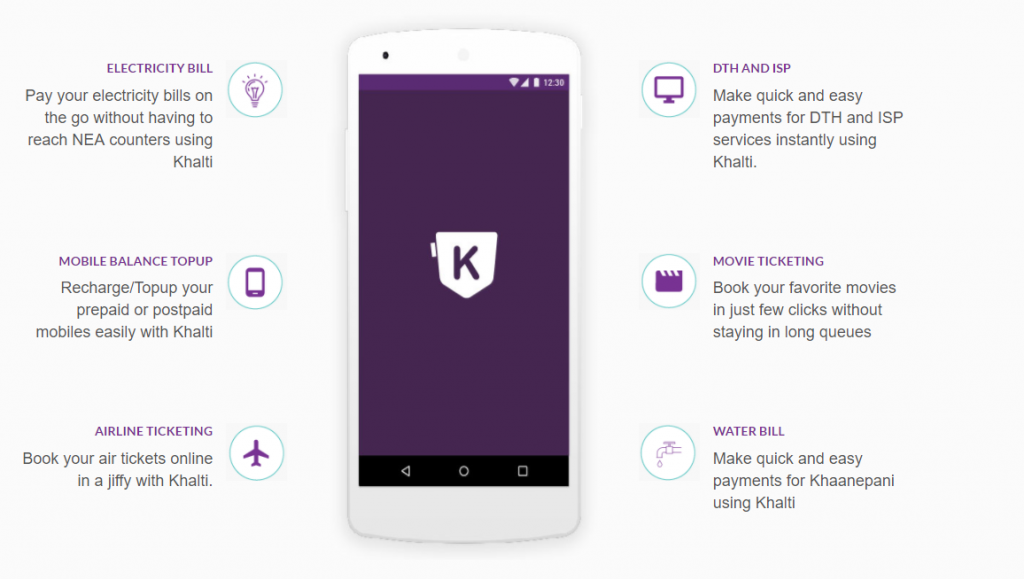 Khalti (खल्ती): A new app for online payment - Khalti