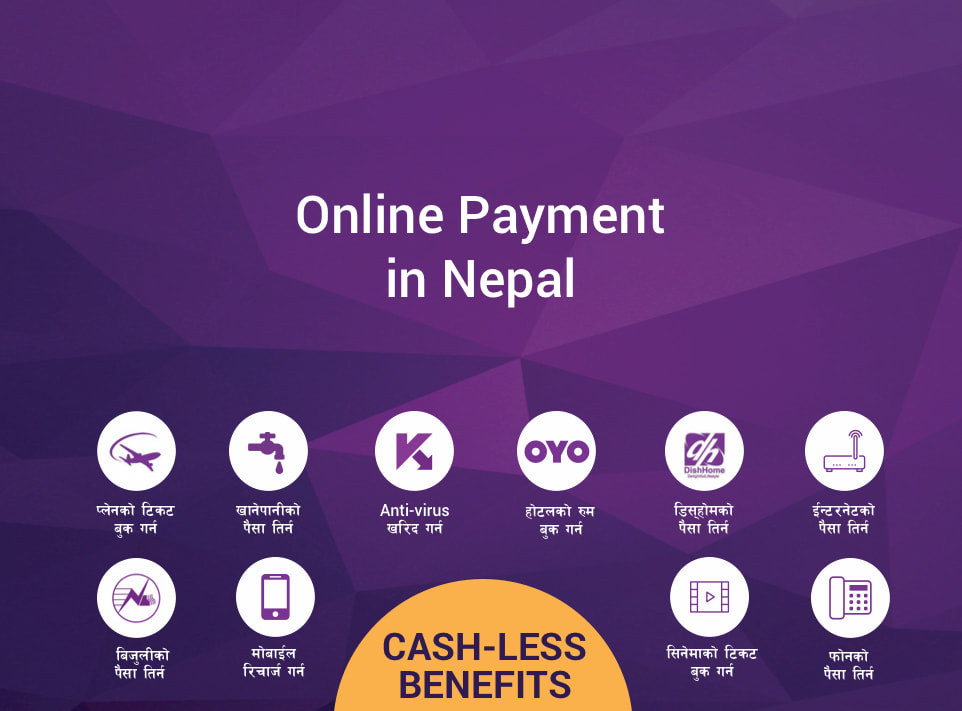 Mobile payment in Nepal