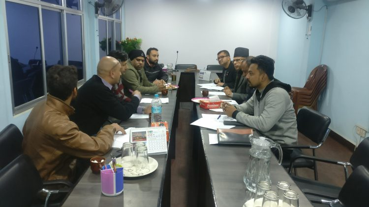 interaction program among digital payment industry of Nepal