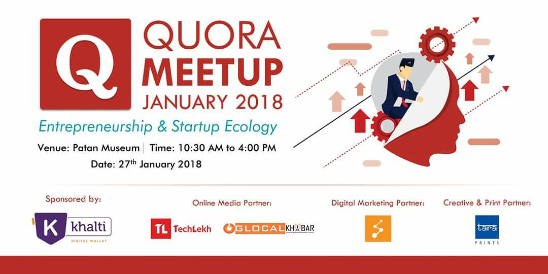Quora Community Nepal gears up for a special meetup with entrepreneurs
