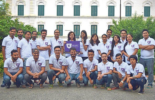 Khalti team