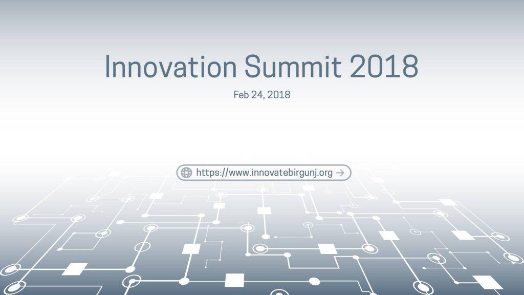 Innovate Birgunj