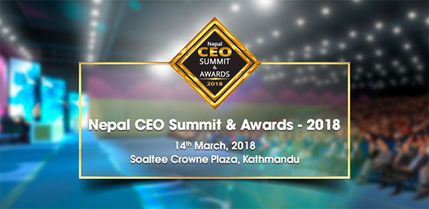 Business leaders from 17 nations to gather in Kathmandu for Nepal CEO Summit & Award