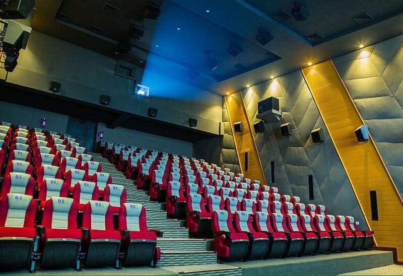 Book Movie Tickets online at BSR Movies via Khalti