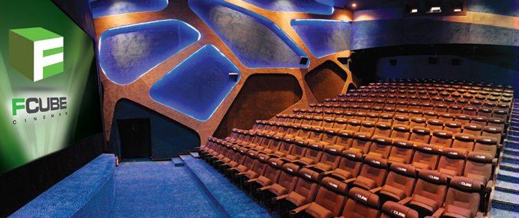 Book Movie Tickets online at FCUBE Cinemas via Khalti