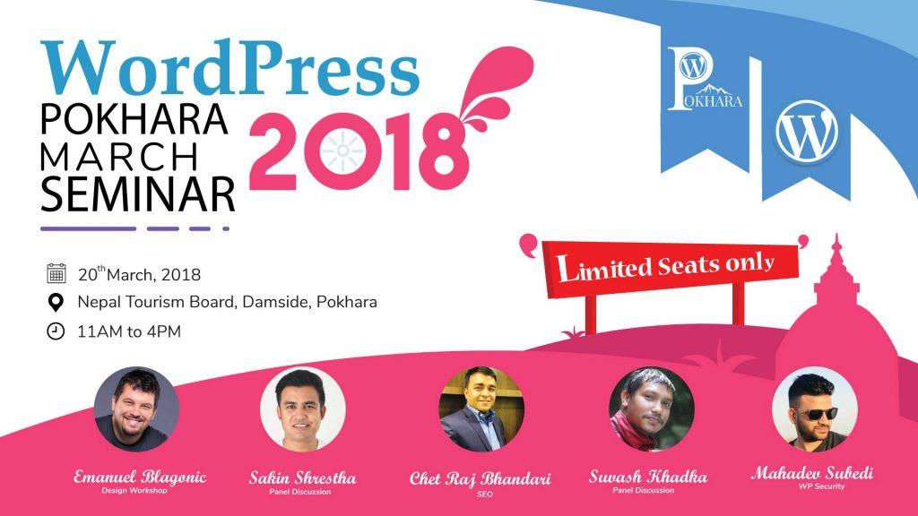 Wordpress Pokhara Seminar