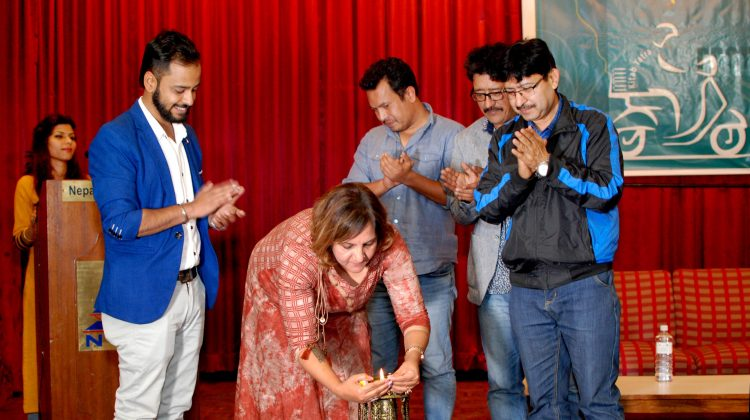 Kitab Yatra online bookstore in Nepal launched