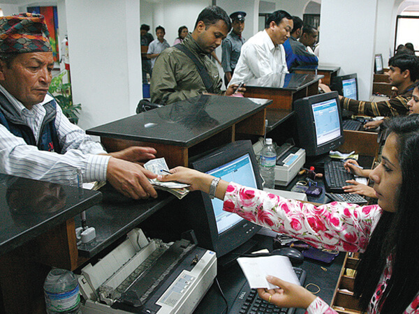 How to open bank account in Nepal and enable mobile and internet banking?