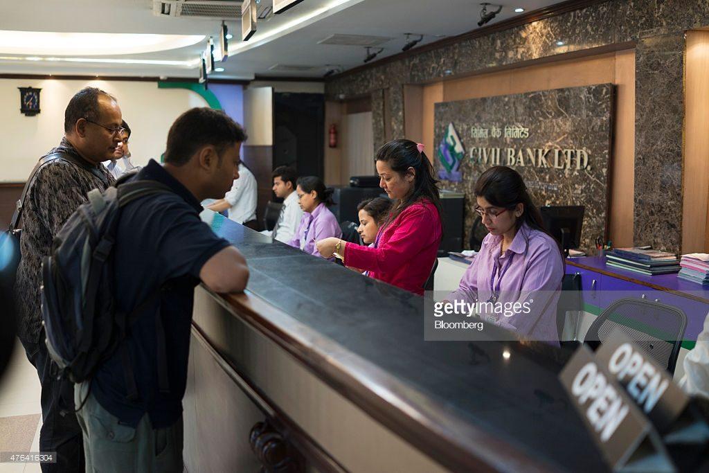 Open bank account in Nepal