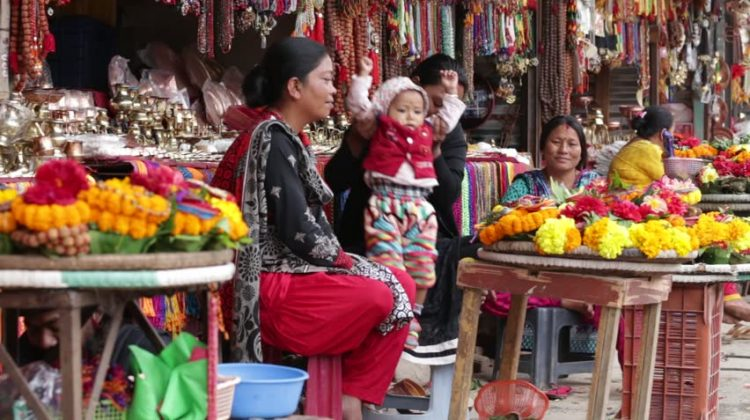 Financial inclusion in Nepal