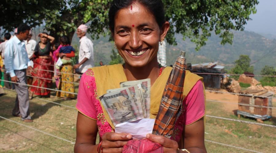 नेपालमा मोबाइल मनी