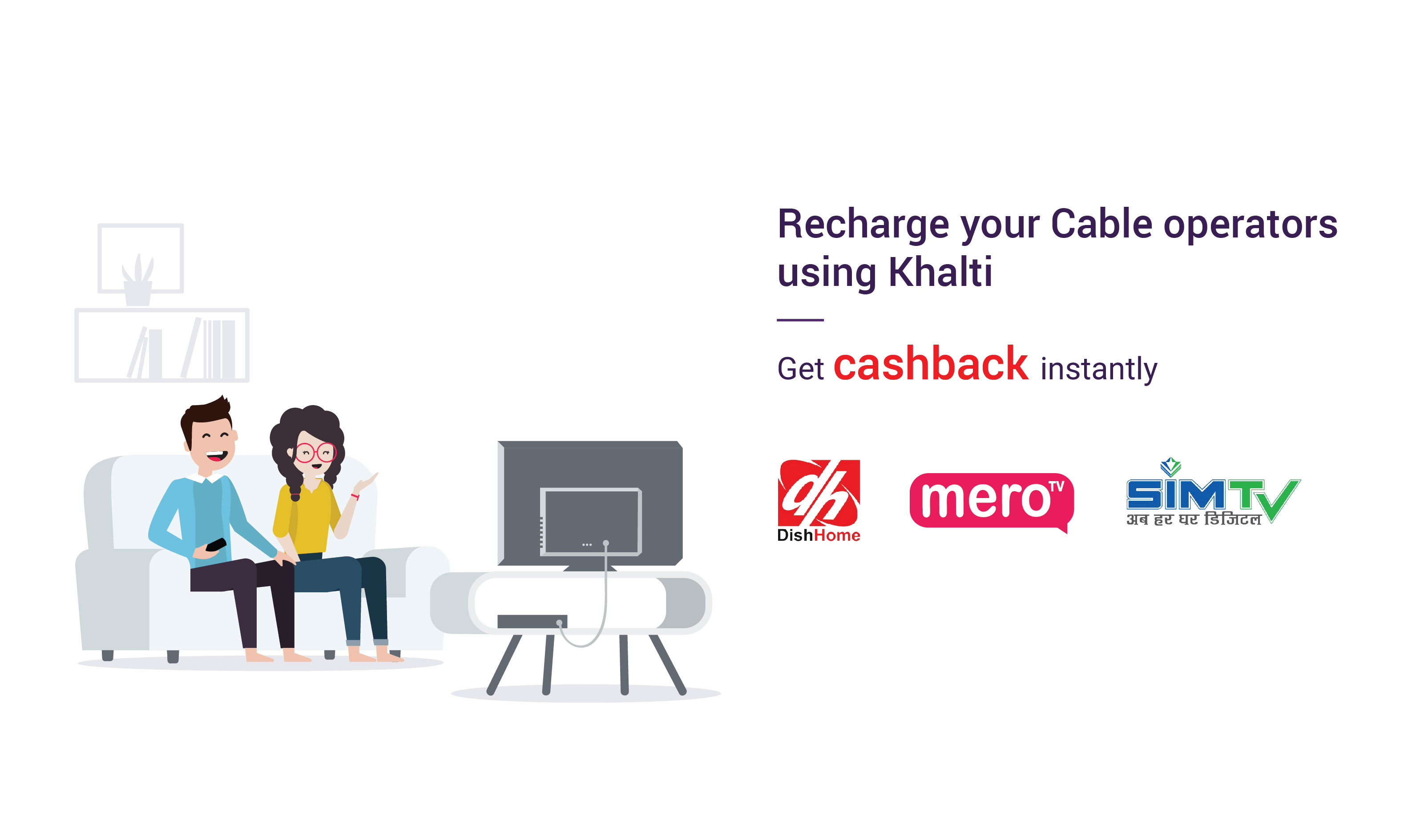 How to recharge DTH Online in Nepal?