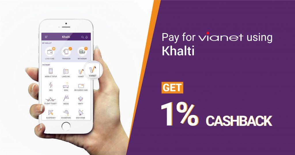 pay vianet bill online