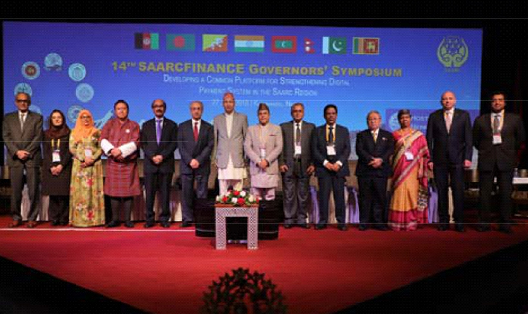 SAARCFINANCE hosts talks on Digital Payment System in SAARC Region