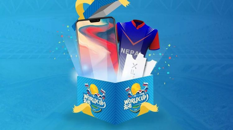WorldLink World Cup Mela 2018