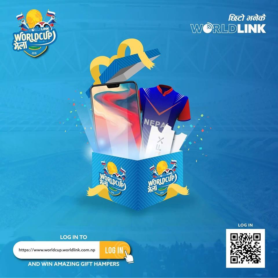 WorldLink brings World Cup Mela 2018