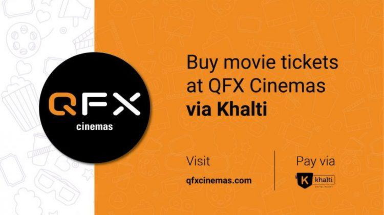 buy movie tickets online at QFX Cinemas