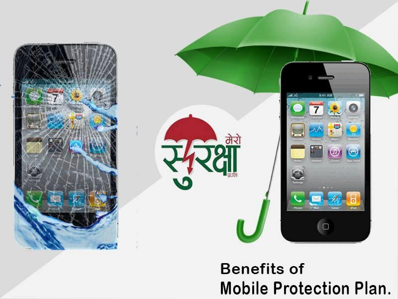 Mero Surakshya smartphone protection plan in Nepal