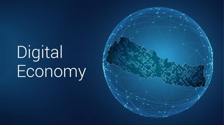 Nepal becoming a digital economy