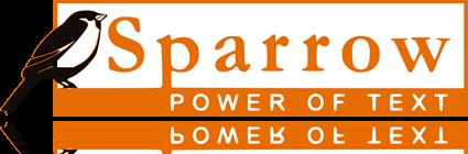 Sparrow SMS logo