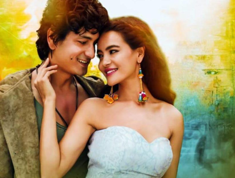 Former Miss Nepal Shristi Shrestha starrer 'Bandha Mayale' releasing on Sept 21; movie promotions on full swing