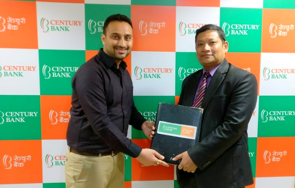 Century Bank-Khalti partnership for digital payment in Nepal