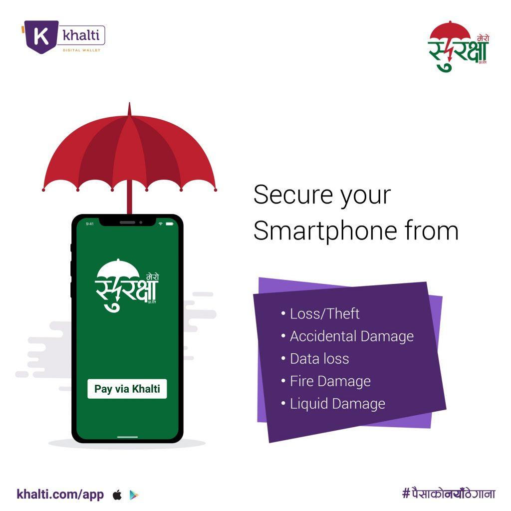 Mero Surakshya_Mobile protection plan in Nepal