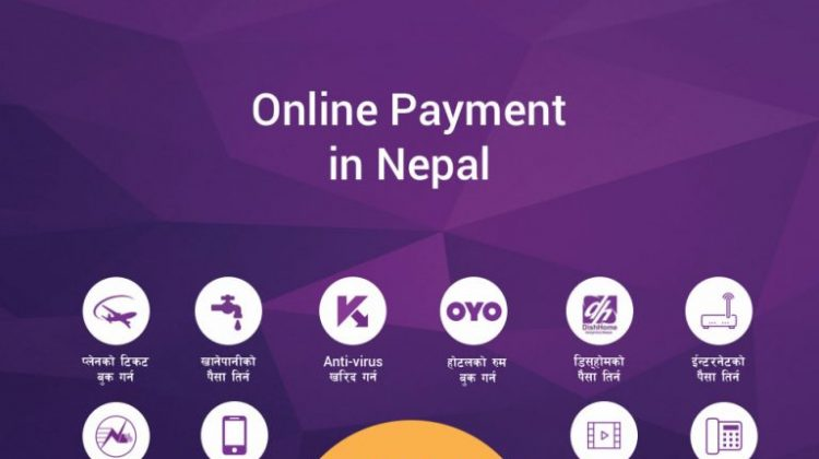 Online payment platforms in Nepal