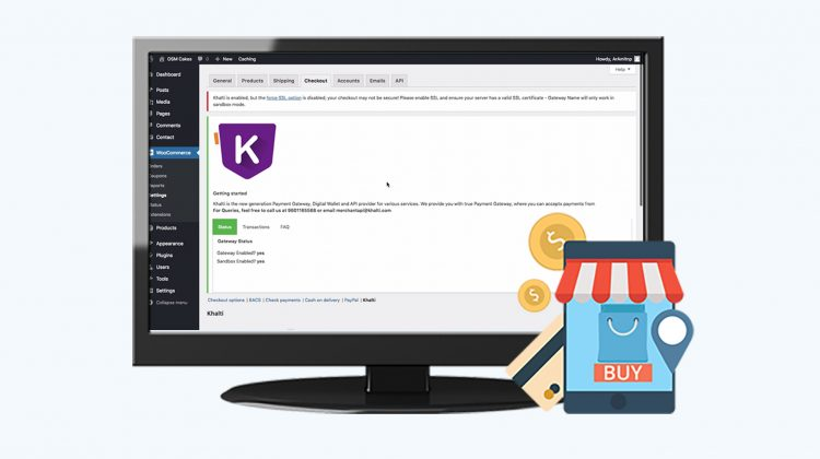 How to integrate Khalti WooCommerce Payment Gateway Plugin