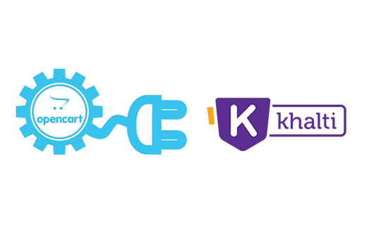 How to integrate Opencart Khalti payment gateway extension?