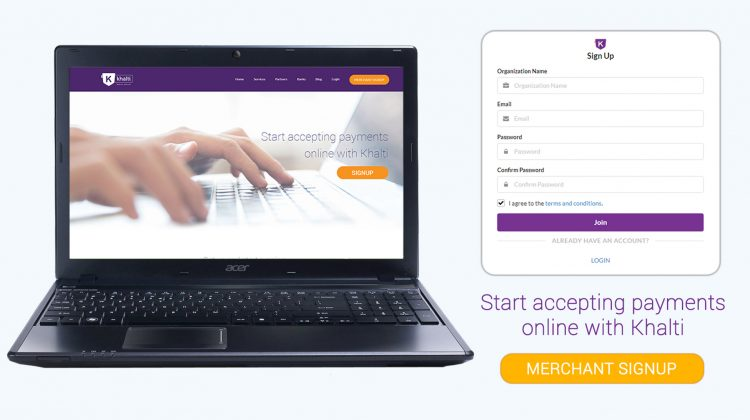 How to sign up and integrate Khalti Online Payment Gateway