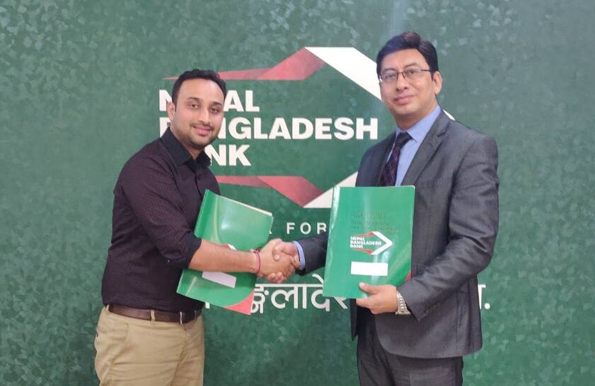 Nepal Bangladesh Bank signs MoU with Khalti for facilitating digital payments