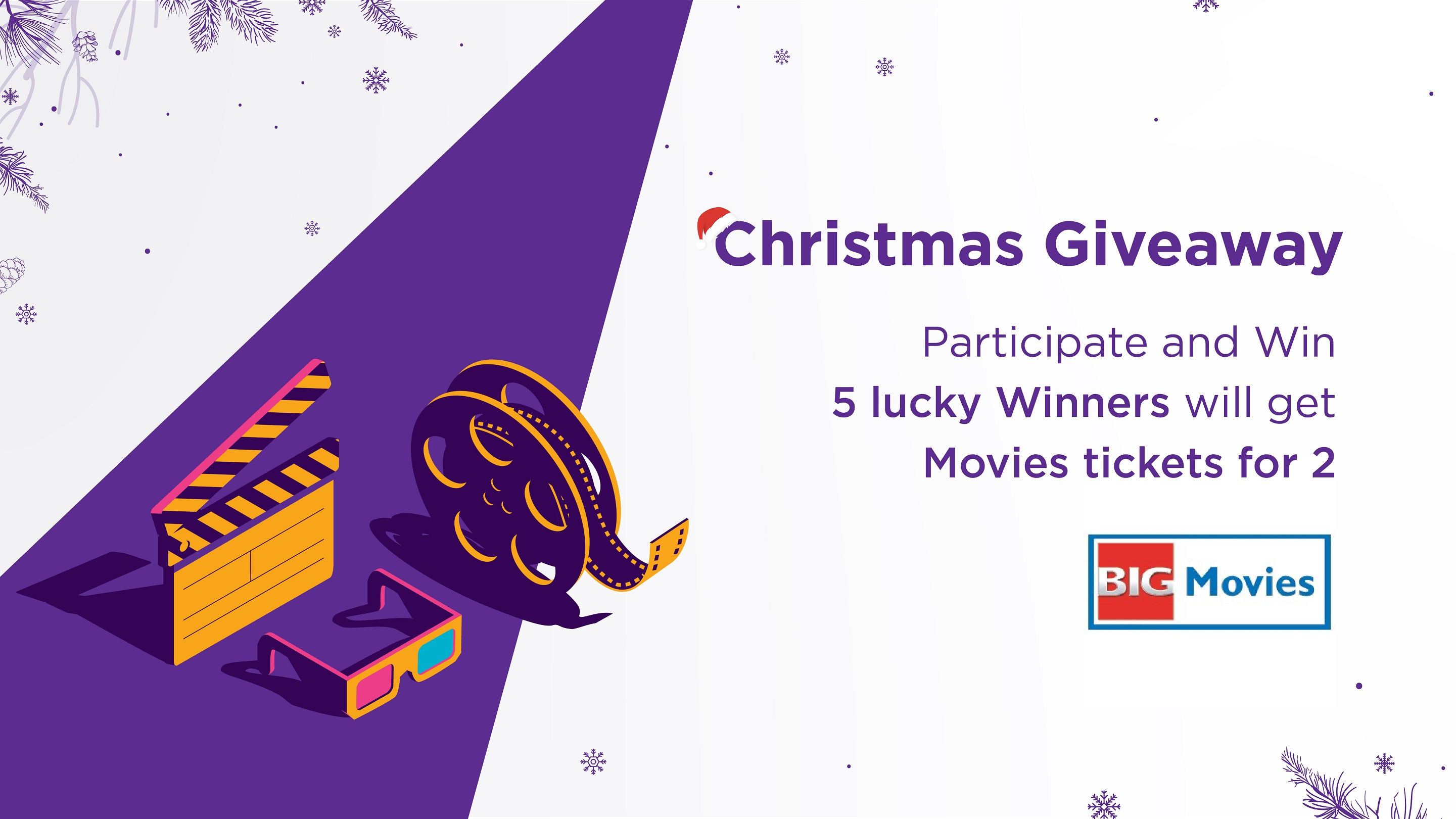 Khalti Brings Big Movies Tickets Offer To You This Christmas Season