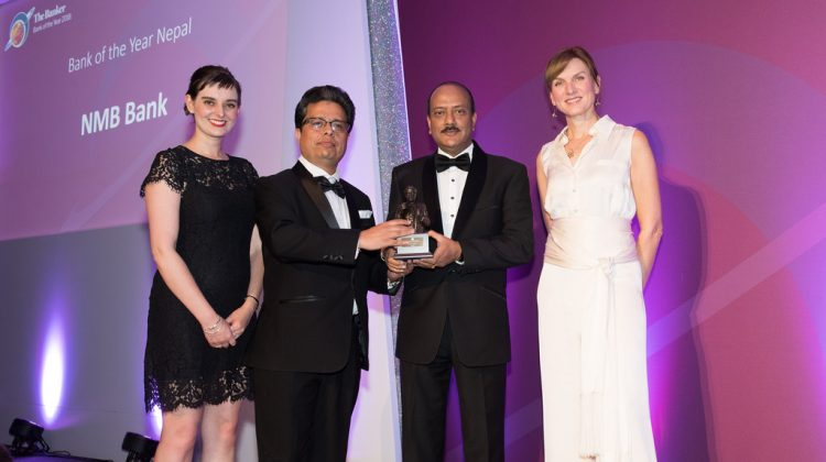 NMB Bank of the Year in Nepal 2018