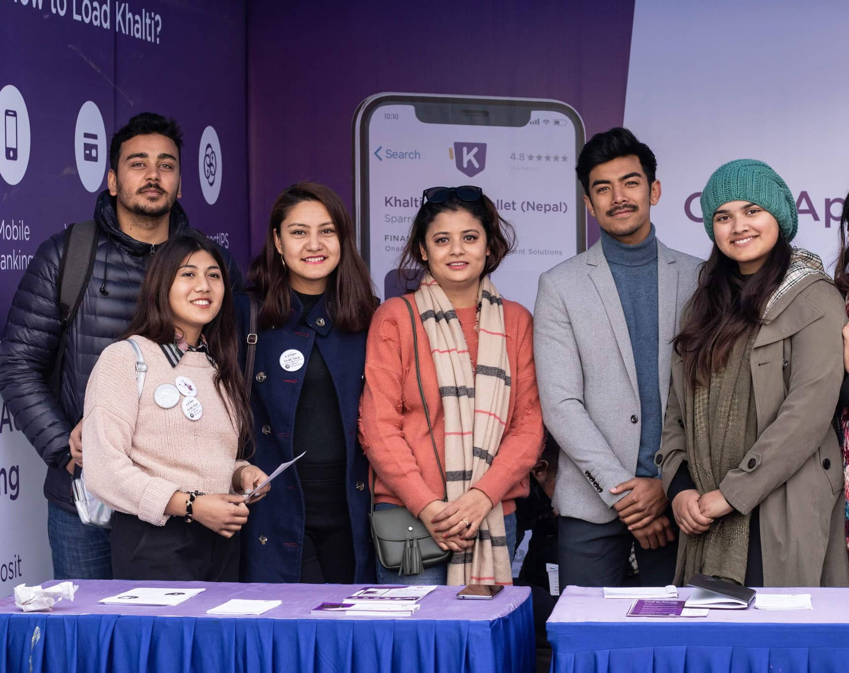 Thank you for making Khalti presents GBG BizFest 2019 a Grand Success