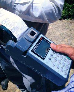 Branchless Banking POS machine
