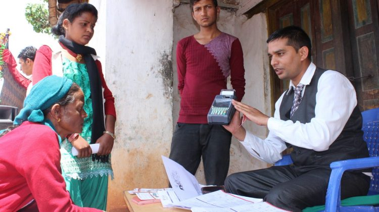 Branchless Banking in Nepal_promoting financial inclusion in nepal