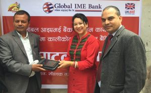 Global IME Bank starts branchless banking service in Kalikot district