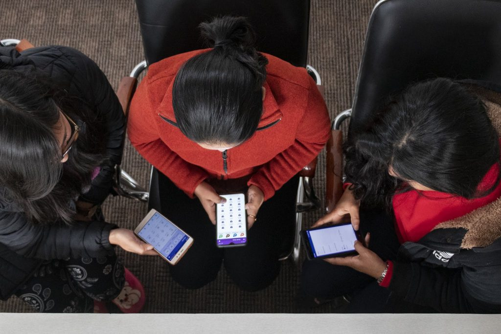 Khalti launching Smart Chhori program to promote digital and financial literacy among adolescent girls in Nepal