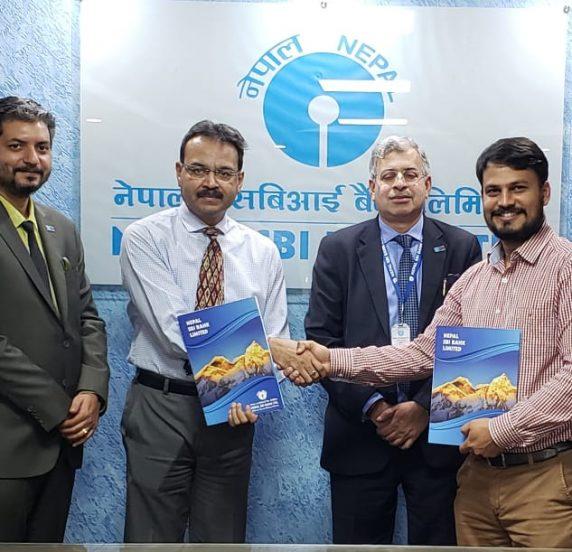 नेपाल एसबीआई बैंक र 'खल्ती'बीच डिजिटल भुक्तानीका लागि सम्झौता