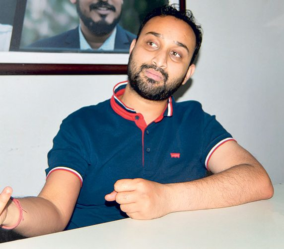 Amit Agrawal_Khalti Digital Wallet_अमित अग्रवाल, निर्देशक, खल्ती डिजिटल वालेट