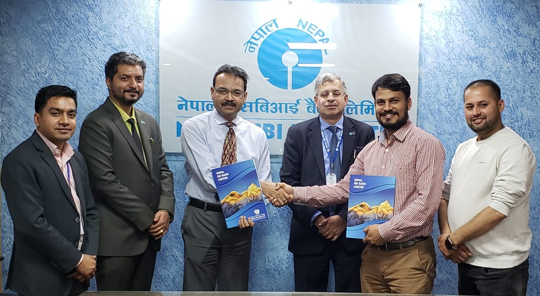 Nepal SBI Bank Partners With Khalti To Facilitate E-Banking Users For Digital Payments
