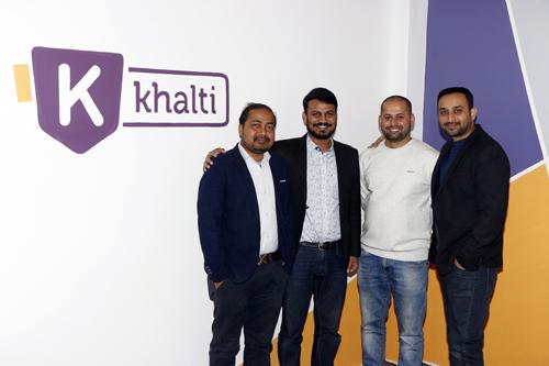 Khalti Digital Wallet Founders and Directors