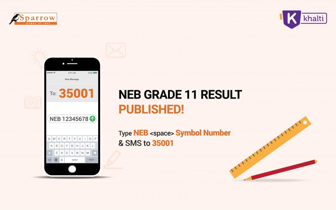 NEB Grade 11 को नतिजा प्रकाशित