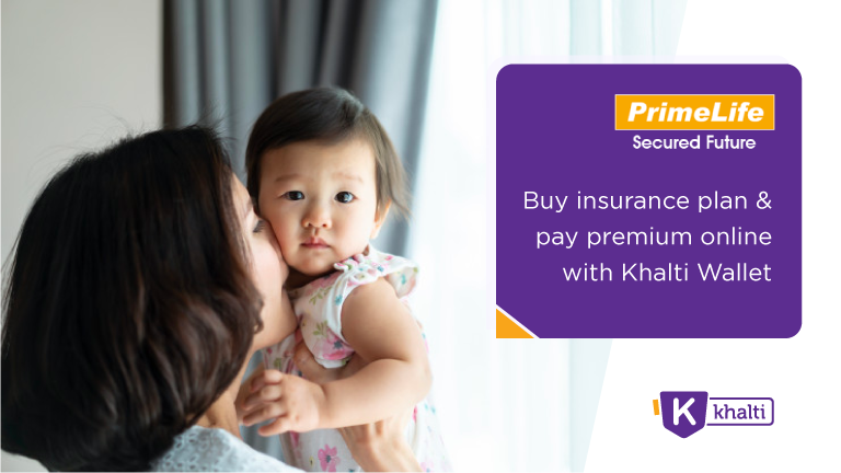 Buy Prime Life Insurance Plan Online and Pay Premium digitally from Khalti