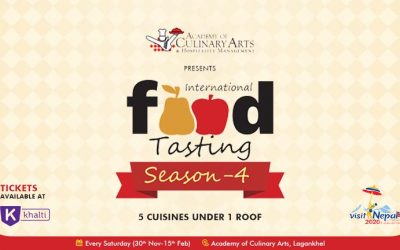 International Food Tasting Festival: Buy tickets from Khalti and enjoy the most delicious foods around the world