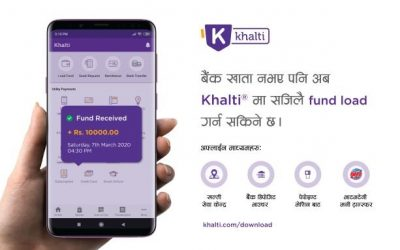 Load funds to Khalti from offline mediums (No Bank Account Required)