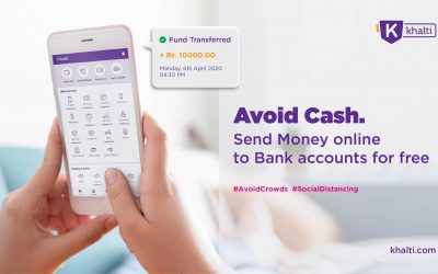 Instant Bank Transfer from Khalti wallet for Free